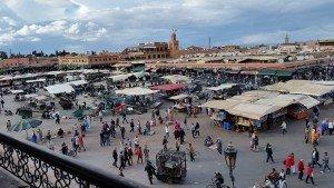 Marrakech Jemaa el-Fnaa