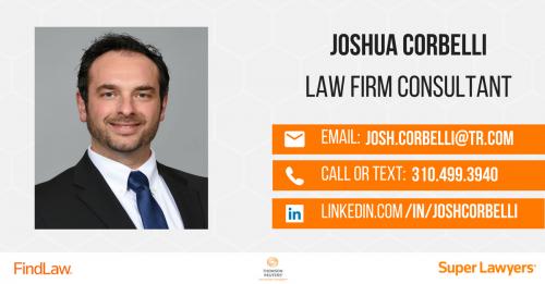 Marketing and Business Development Consultant Joshua Corbelli